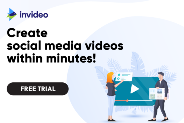 invideo - create awesome videos in minutes